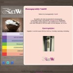 website ontwikkelen: Massagepraktijk Tadewi