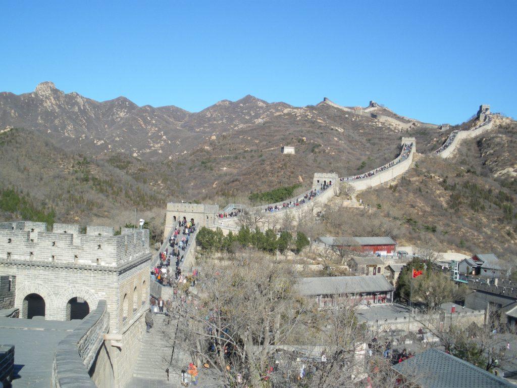 Reizen: China