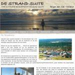 website ontwikkelen: De Strandsuite